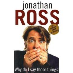 Jonathan Ross book