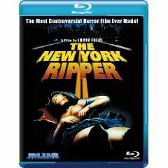 New York Ripper Blu-ray